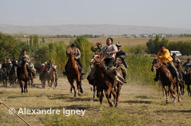 Kyrgyzstan (Western)