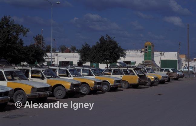 libya-taxis