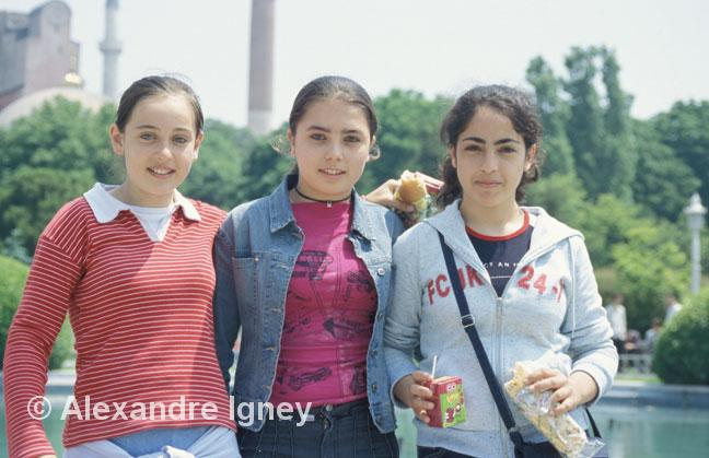 Where to find girls in istanbul