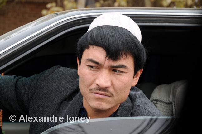 xinjiang-uyghur-driver