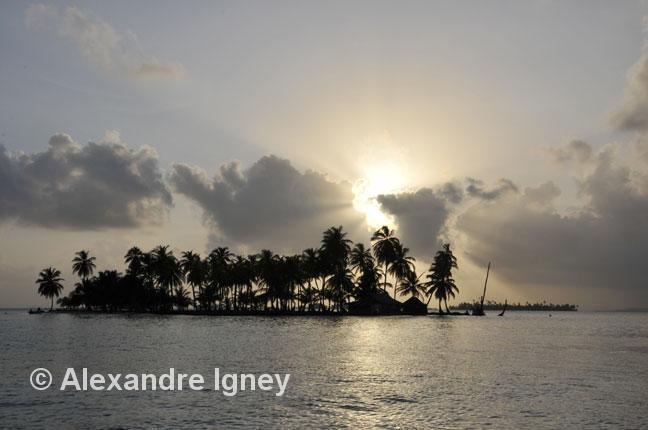 panama-sanblas-sunset