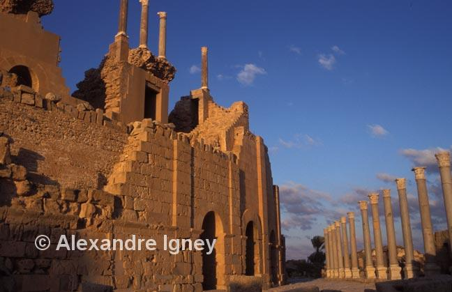 libya-roman-ruins