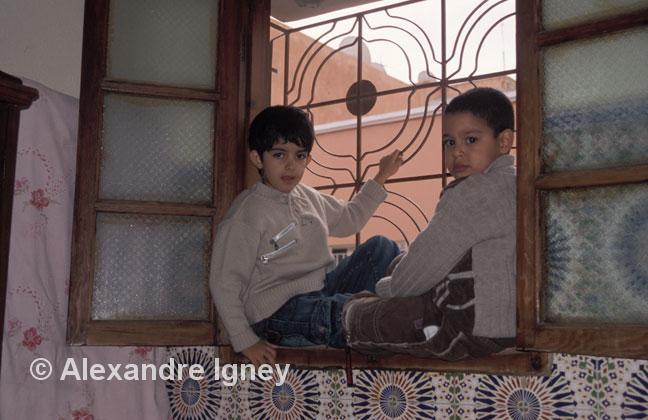 morocco-children
