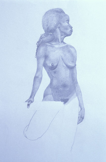 drawing-pencil-model
