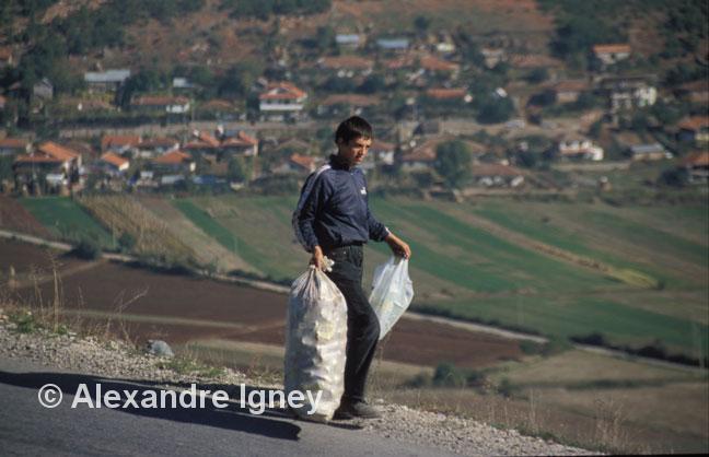 albania-poor-boy